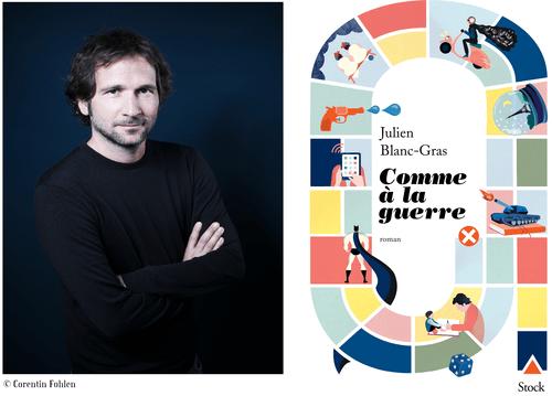 Couverture du livre de Julien Blanc-Gras