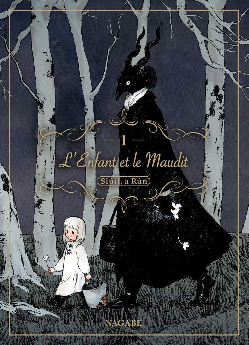 L'enfant Et Le Maudit De Nagabe – éd. Komikku