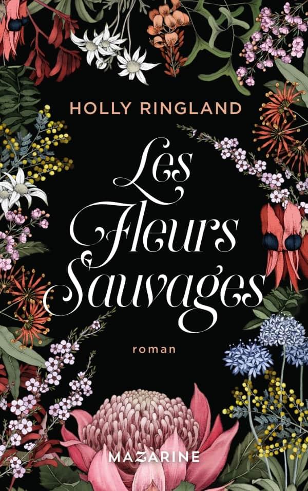Les Fleurs Sauvages – éd. Mazarine