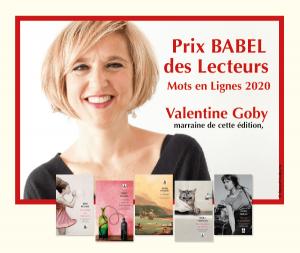Affiche prix lecteurs Babel Mots en Lignes