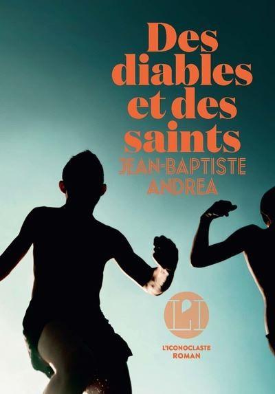 Couverture Du Livre Des Diables Et Des Saints