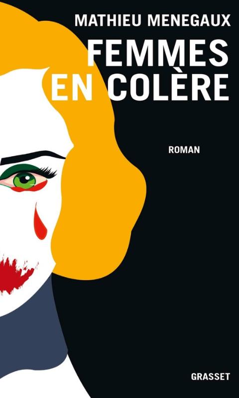 Femme En Colere De Mathieu Menegaux