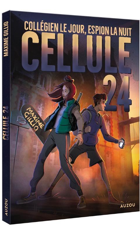 Cellule 24 Maxime Gillio Coup De Coeur De La Librairie Mots En Lignes